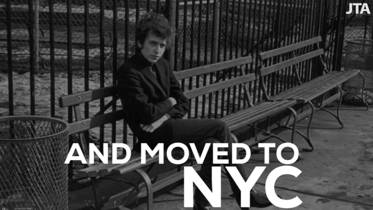 Bob Dylan: Poet, Musician, Jewish Artist