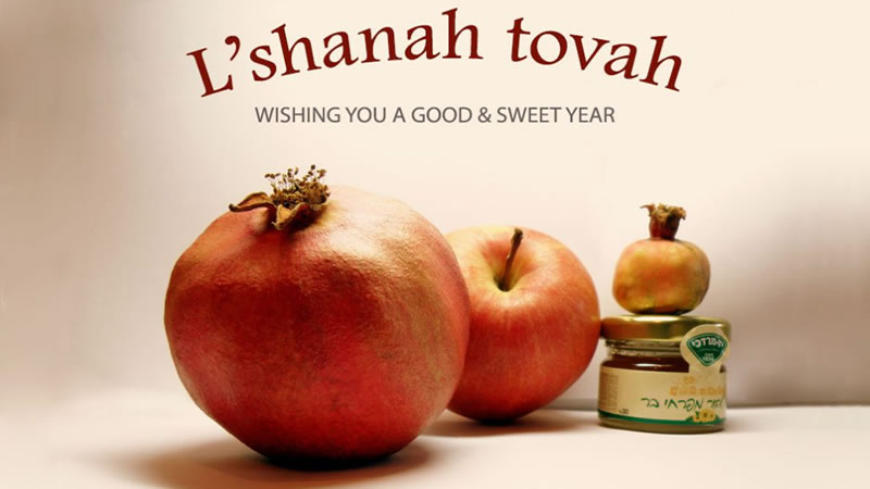101.9 Chai FM would like to wish all listeners a Happy Rosh Hashanah 2017! It's a time to feast with friends and family and reflect on the year before and the year ahead.