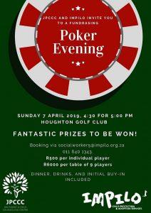 IMPILO Poker Evening @ Houghton Golf Club