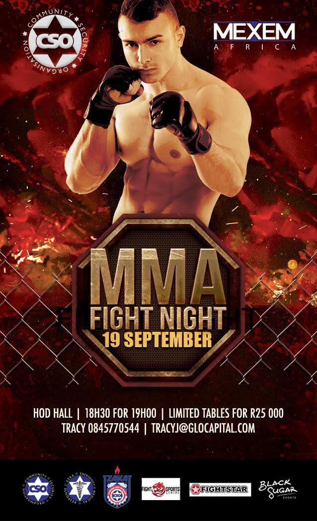 CSO Fight night