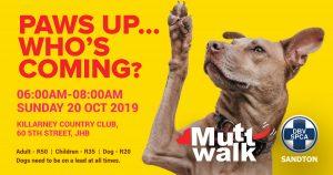 Mutt Walk @ Killarney Country club