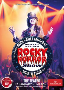 Impilo presents the rocky horror show @ Teatro Monte casino