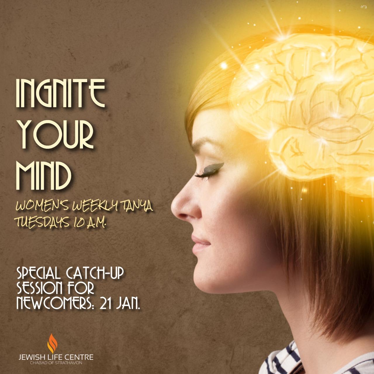 Ignite your mind classes